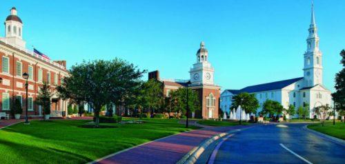 Dallas Baptist University-Ten Best Online Psychology Degrees 2018